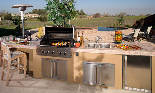 Why Have an Outdoor Kitchen Sink