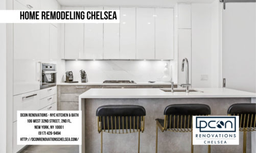 Home Remodeling Chelsea | DCON Renovations – NYC Kitchen & Bath | (917) 426-9494