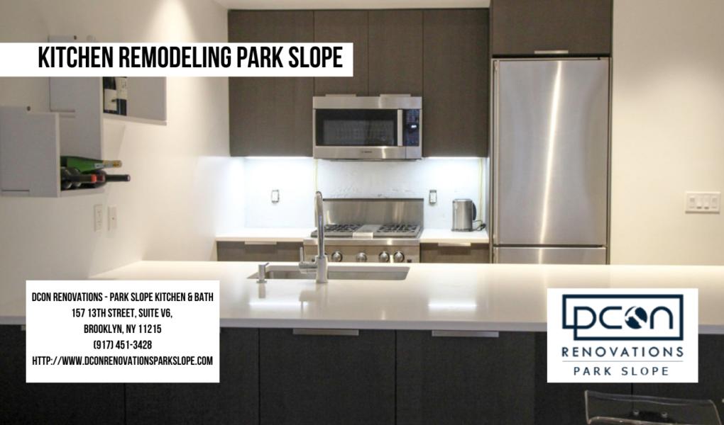 Kitchen Remodeling Park Slope   DCON Renovations – Park Slope Kitchen & Bath   (917) 451-3428