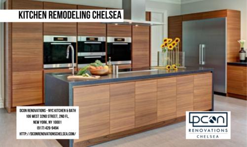 Kitchen Remodeling Chelsea