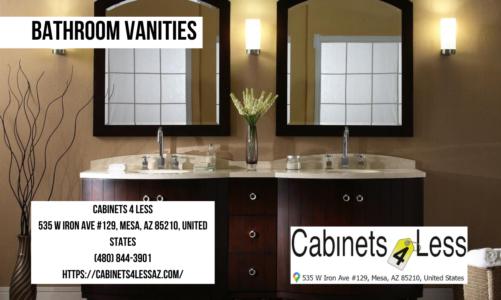 Bathroom Vanities | Cabinets 4 Less | (480) 844-3901
