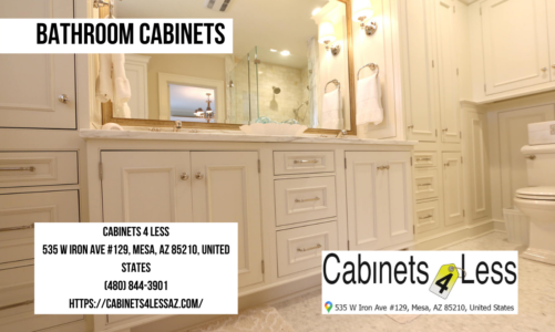 Bathroom Cabinets | Cabinets 4 Less | (480) 844-3901