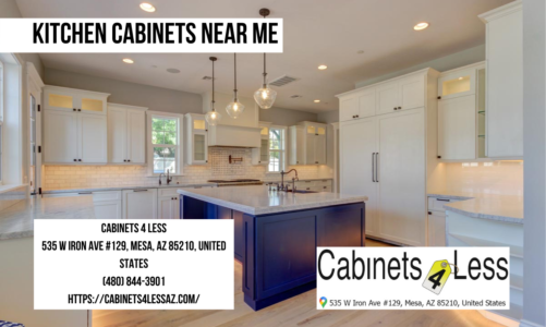 Kitchen Cabinets near me | Cabinets 4 Less | (480) 844-3901